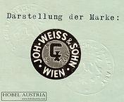 Weiss & Sohn Marke 1959 s/w