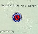 Weiss & Sohn Marke 1959 farbig