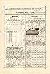 Skrivan Preis-Courant 1906 S15 Kehlhobel