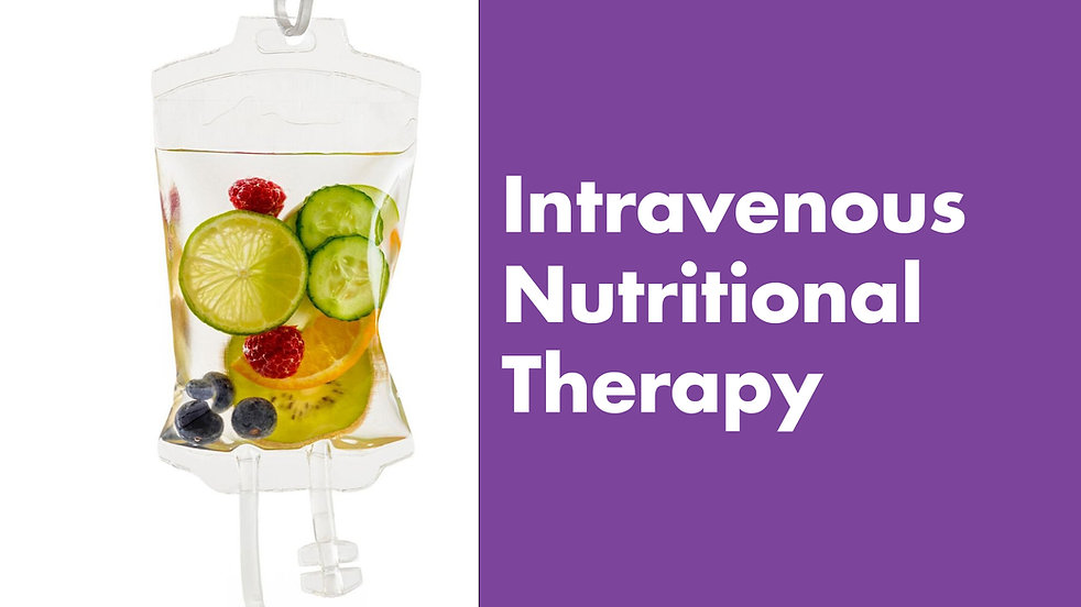 IV_Nutritional_Therapy