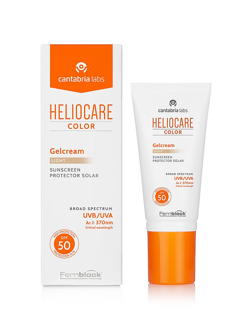 Heliocare Color Gelcream Light