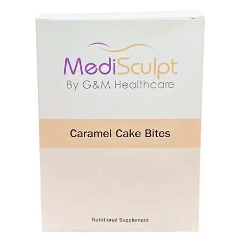 Caramel Cake Bite