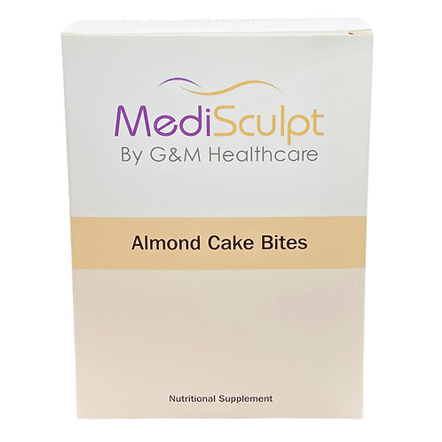 Almond Cake Bite (Pack of 7)