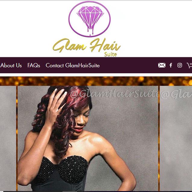 Glam Hair Suite