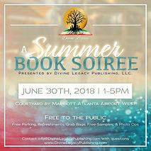 Divine Legacy Publishing, LLC Summer Book Soiree