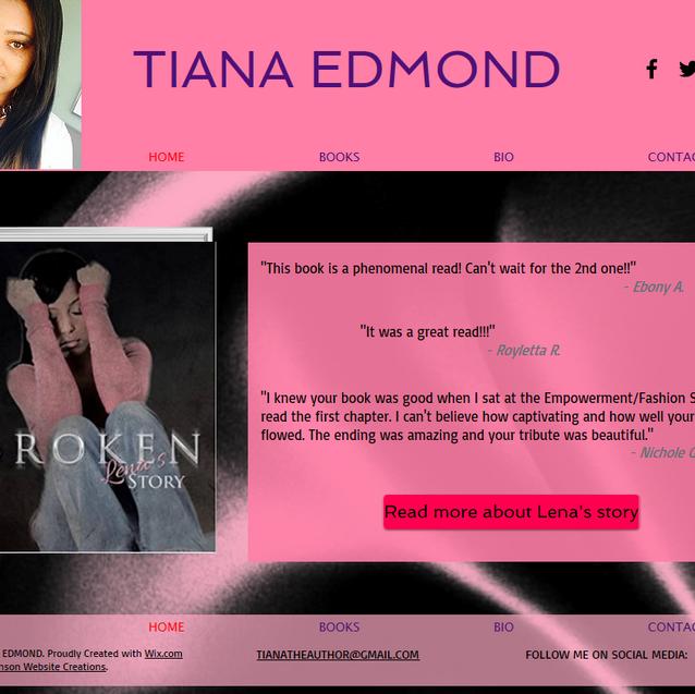 Tiana Edmond