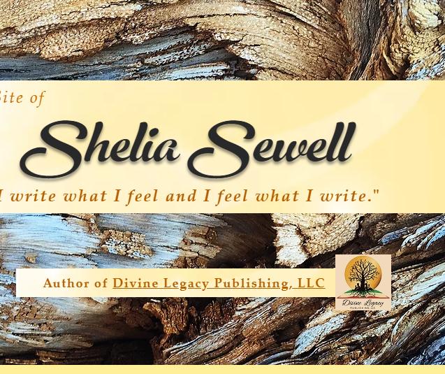 Author Shelia Sewell