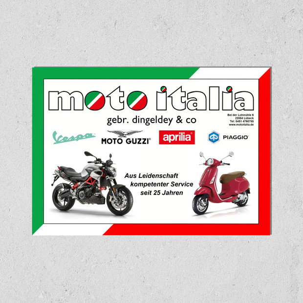 Moto Italia Flyer