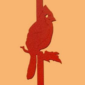 Red Cardinal Wreath Hanger