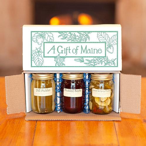 Pickled Vegetable Gift Box
