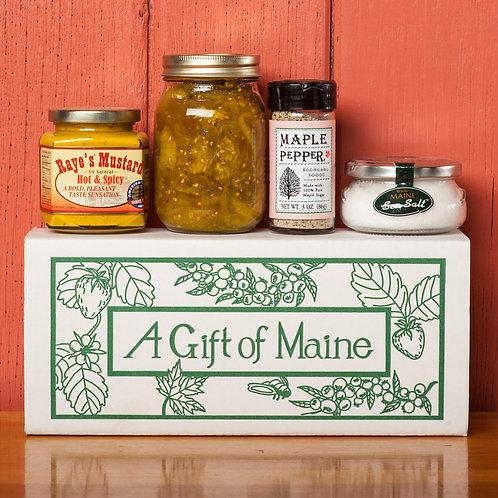 Savory Taste of Maine Gift Box