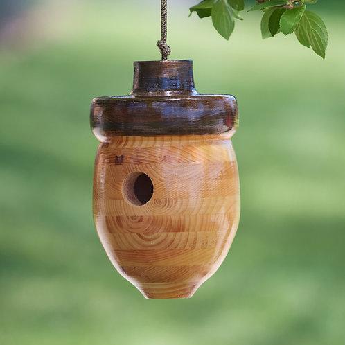 Acorn Birdhouse