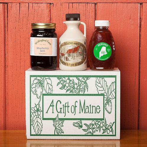 Sweet Taste of Maine Gift Box