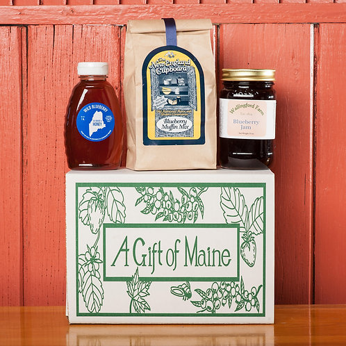 Blueberry Muffin Gift Box