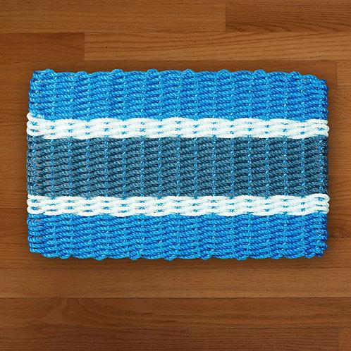 Blue/Seafoam/Navy Mat