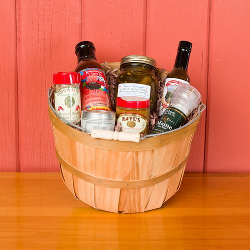 Tailgate Party Gift Basket