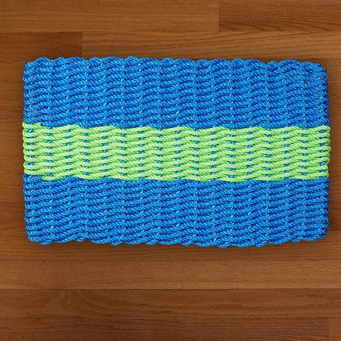 Blue/Green Mat