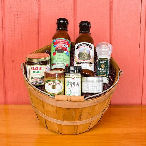 Grilling Gift Basket