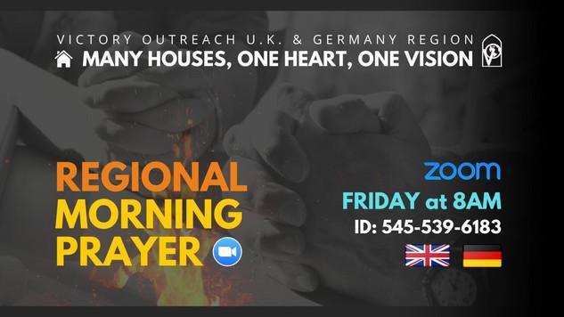 Regional Morning Prayer