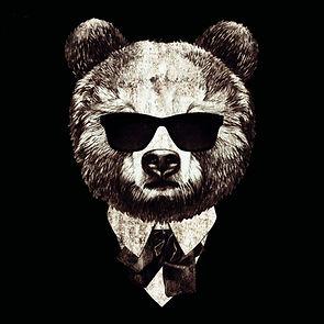 Black Bear Kiss