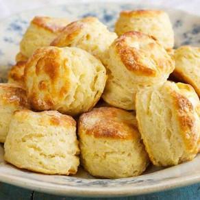 JoJo Gaines' Buttermilk Biscuits
