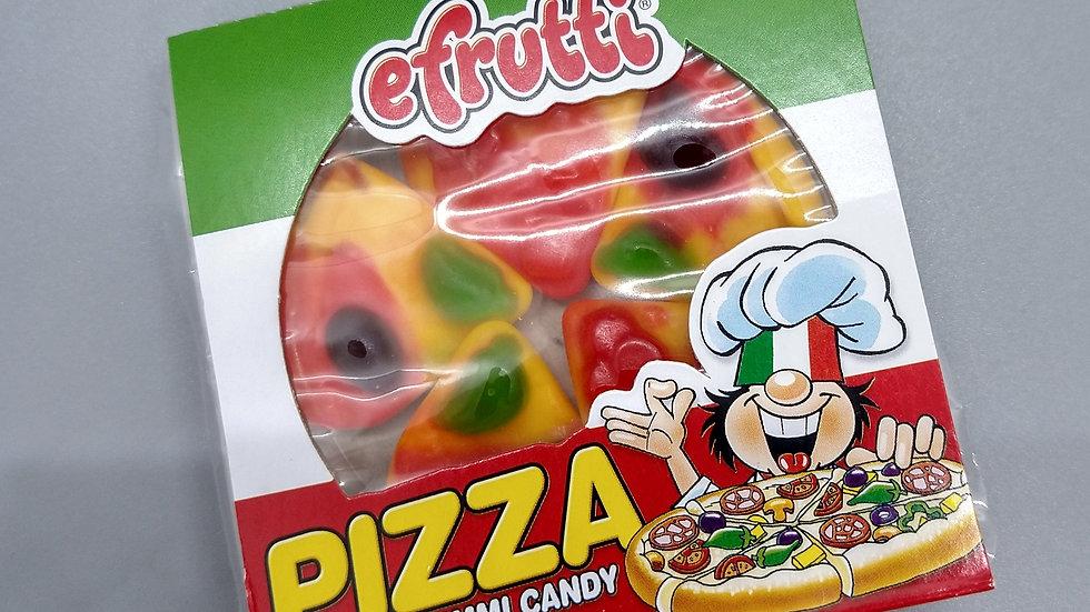 Elf-Sized Gummy Pizza