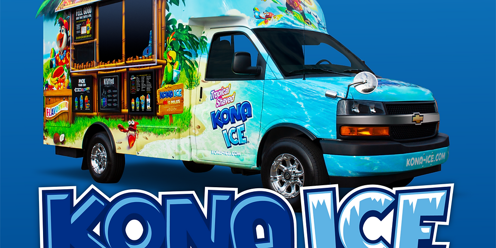 July Food Truck - Kona Ice