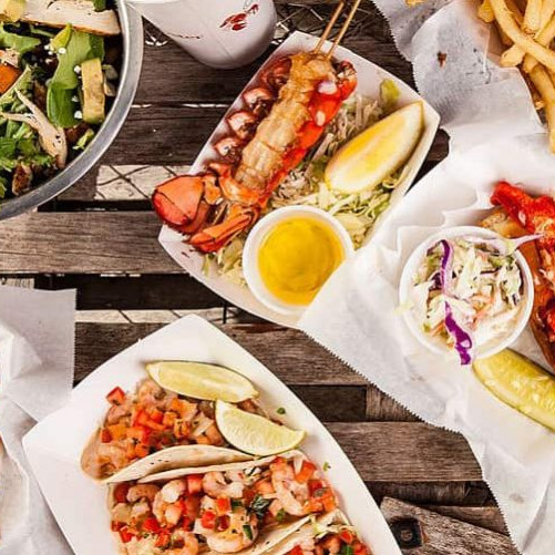 August Food Truck - Cousins Maine Lobster