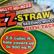 Straw Seeing Mulch