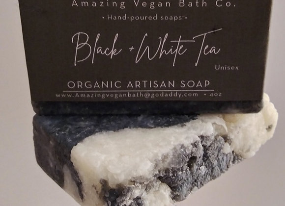 Black and White Tea (unisex)