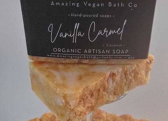 Vanilla Carmel Coconut