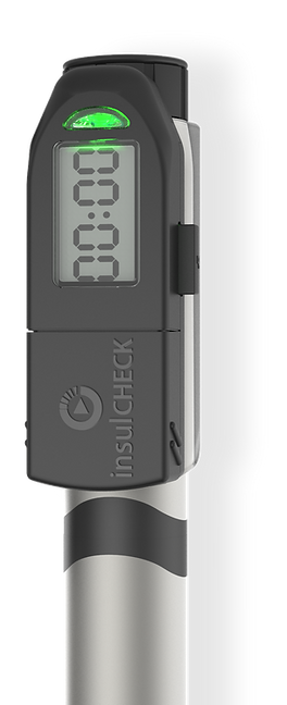 insulin pen timer