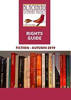 Blackbird Literary Agency Fiction FBF.jp
