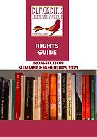 Summer Highlights NonFiction 2021