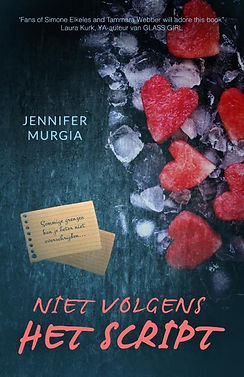 Between These Lines - Jennifer Murgia