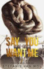 Say You Want Me - Stefanie van Mol