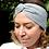 Thumbnail: Twist Knot Headband - Misty Grey