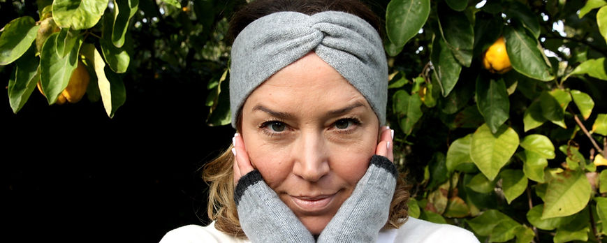 cashmere mittens cashmere headbands