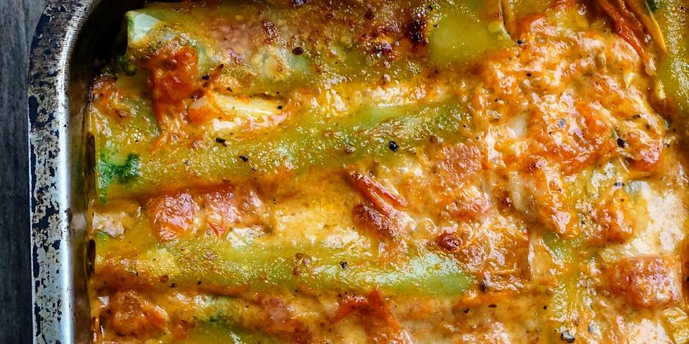 הדרבי האיטלקי 20 מאפי פסטה חלביים