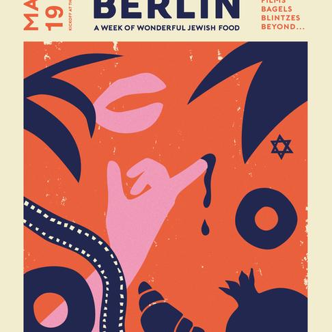 Nosh Berlin's first ever Jewish food week