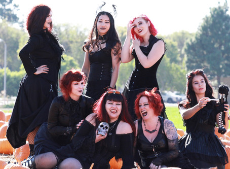 Goths and the Great Pumpkin
