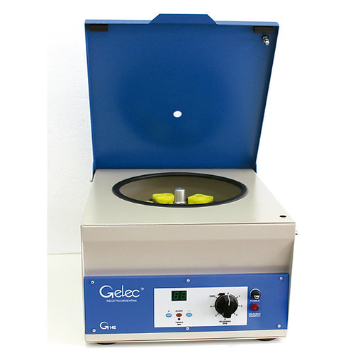 Centrífuga de Mesa Gelec® Modelo G-142