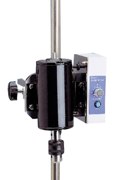 Agitadores mecánicos para baja y media viscosidad