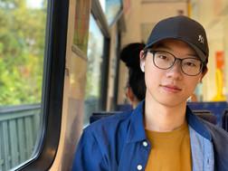 The developer Chenhui Xu is joining Eatit