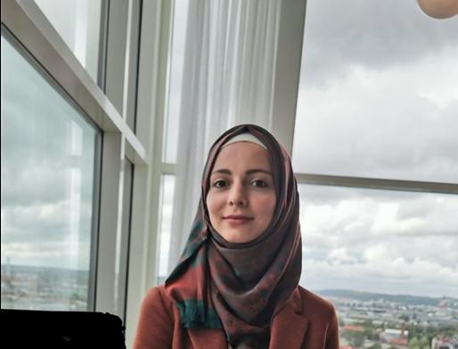 Ny dietist Bana Alkhatib