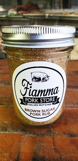 Brown Sugar Pork Rub