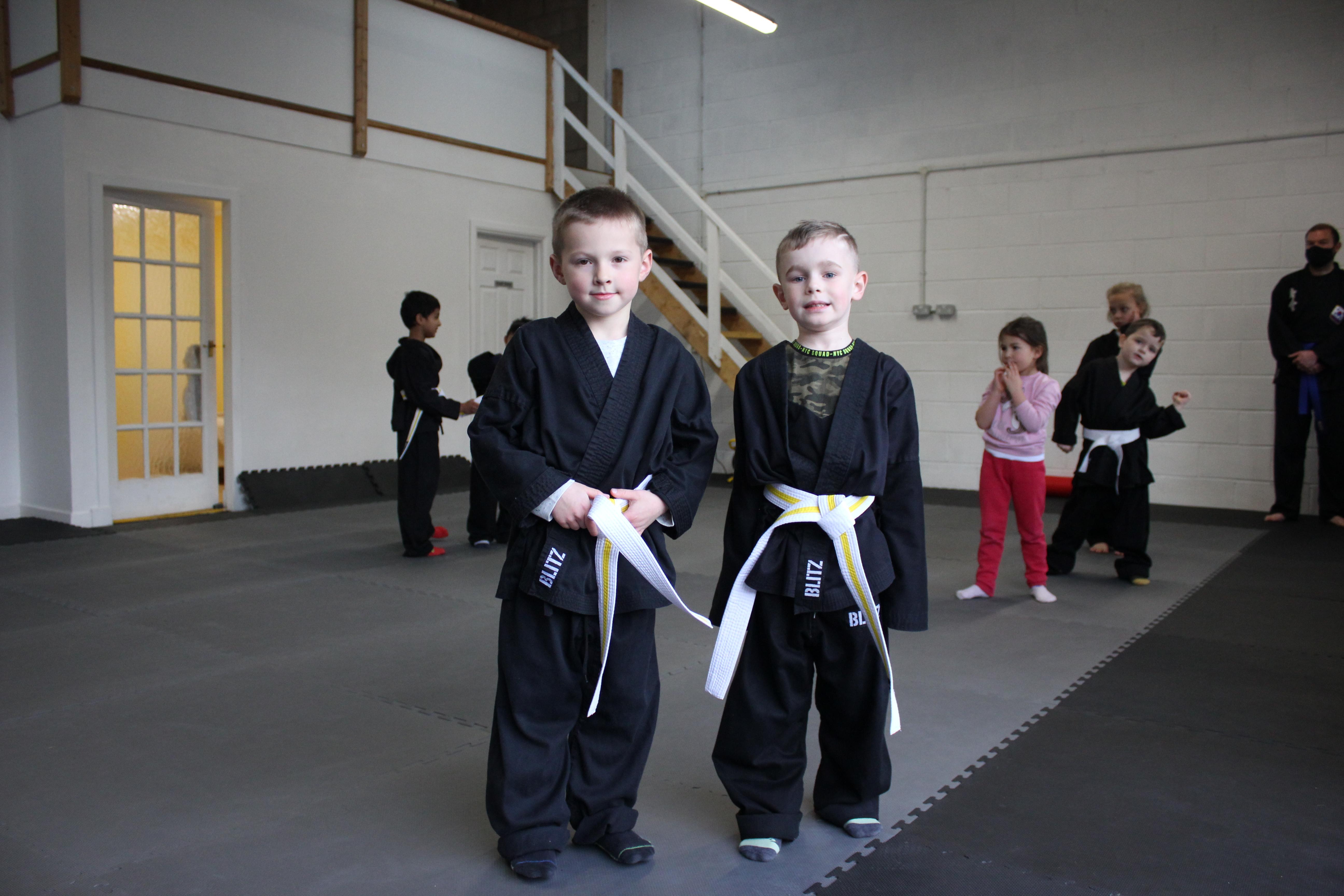 Kuk Sool Won martial arts Perth kids cla