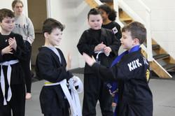 supportive friendly martial arts centre