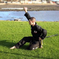 sword practice martial arts in Perth