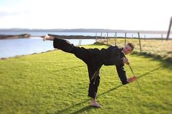 PSBN Steel Traditional Martial arts WKSA Sword form